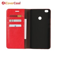 Coque For Xiaomi Mi Max Case Flip Cover Leather Wallet Stand Mobile Phone Accessory For Xiaomi