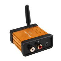 Mini Bluetooth 4.2 Thu Âm Thanh Stereo Hi-Fi Box Adapter APTX 3.5 mét/RCA Đầu Ra Kỹ Thuật Số Board Khuếch Đại