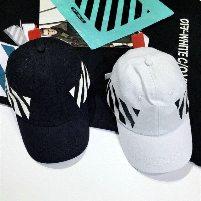 Baseball cap off white skateboard brand snapback golf hats bone masculino dad drake hat for gorras casquette men women