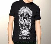 New T Shirt Nosferatu Classic Horror Movie Adult Tee Graphic S 5xl