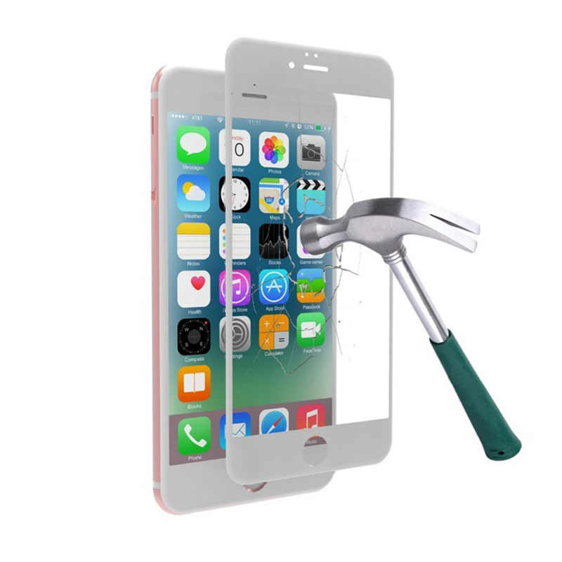 3d glass on the for iphone 6 6s tempered glass for iphone 7 8 plus glass protection hd for iphone 8 glass screen protector