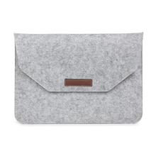 Trend Mushy Sleeve Bag Case For 13 inch Laptop computer Anti-scratch Cowl For 13.three inch (Mild Grey)