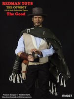 RM027 1/6 Scale The Good COWBOY Joe 12 Male Action Figure REDMAN Toys For Collection
