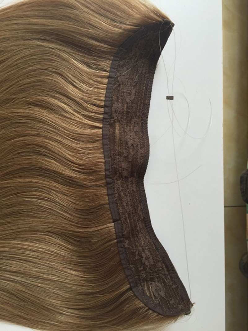 African American Clip In Human Hair Extensions 100% Human Hair Clip In One Piece Hair Extension Human Hair for Black Women (3)