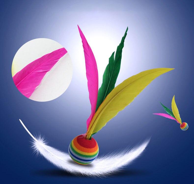 colorido bolas de críquete acessórios esportivos