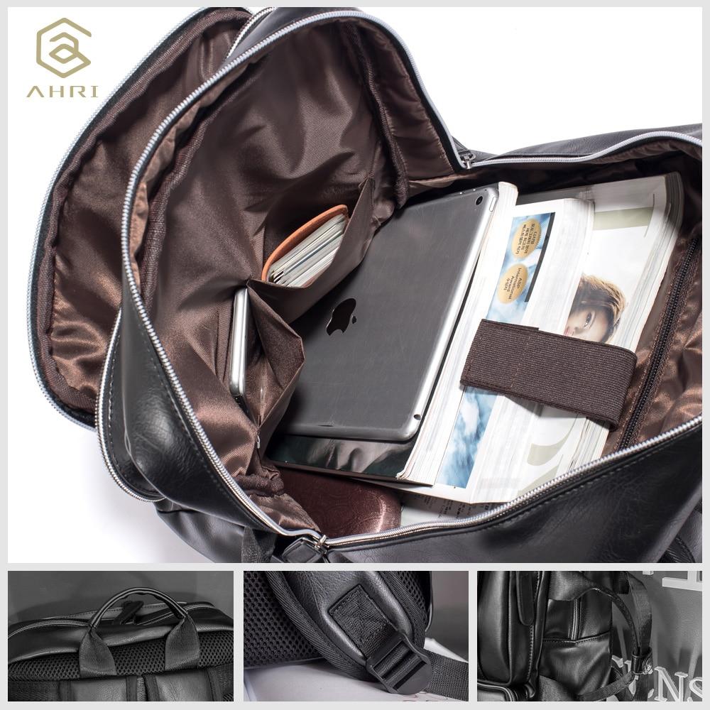 homens do vintage mochila Number OF Alças/straps : Double Shoulder Bag