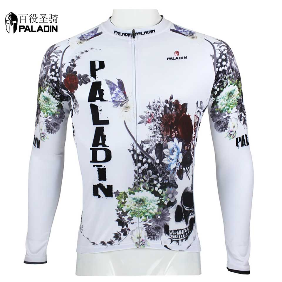 Men s long sleeved cycling tops Biki clothes Men cycling jersey sale  Sportswear High quality PALADINsports Reborn design-in Cycling Jerseys from  Sports ... 511491405