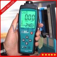 AR8600L цифровой измеритель 0 ~ 5PPM ручной формальдегида детектор тестер с HCHO анализатор 3.7 В li батареи