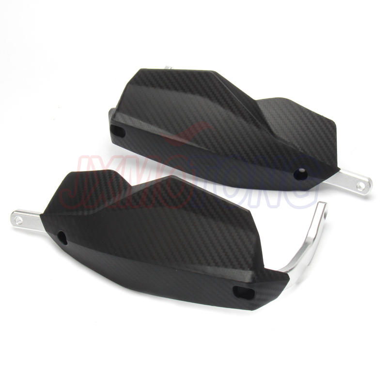 3 colors available black white orange 22mm motorbike parts moto protection motocross hand guard for SXF motorcycle handguard(China)