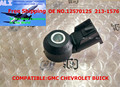 Knock Sensor Compatible:Buick Cadillac Chevrolet GMC Truck Hummer Isuzu Ascender I-290 I-370 Pontiac Saab 9-7X Saturn 12570125
