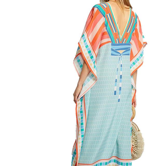 Beach Sarong Robe