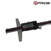 Digital Depth Gauge With Double Hook 0 300mm Big LCD Display Measuring Tools