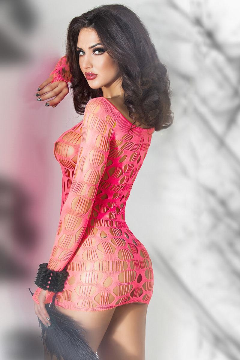 Online Get Cheap Neon Pink Dresses -Aliexpress.com - Alibaba Group
