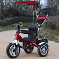 The children tricycle bike four and the 1-3-5 - year - old trolley baby stroller bike