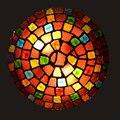 Цветной потолочный светильник s для ресторана  креативная детская комната  для спальни  балкона  коридора  потолочный светильник ZA