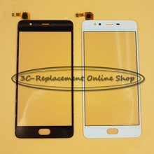 100% Tested Black/White Touch Screen Digitizer For ZTE Nubia M2 Lite NX573J digitizer touch screen display Free shipping