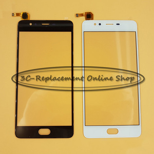 Image 1 - 100% Tested Black/White Touch Screen Digitizer For ZTE Nubia M2 Lite NX573J digitizer touch screen display Free shipping
