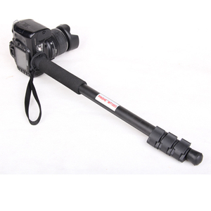"Image 5 - outdoor Lightweight 62"" Camera Monopod Portable Aluminum alloy For Canon Nikon DSLR 1003"