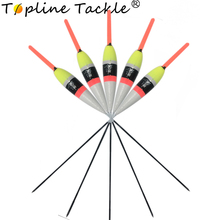 Topline Tackle Fishing Float Buoys Floater Peche Bobbers Waggler Light Stick Floats Vertical Buoy Sea