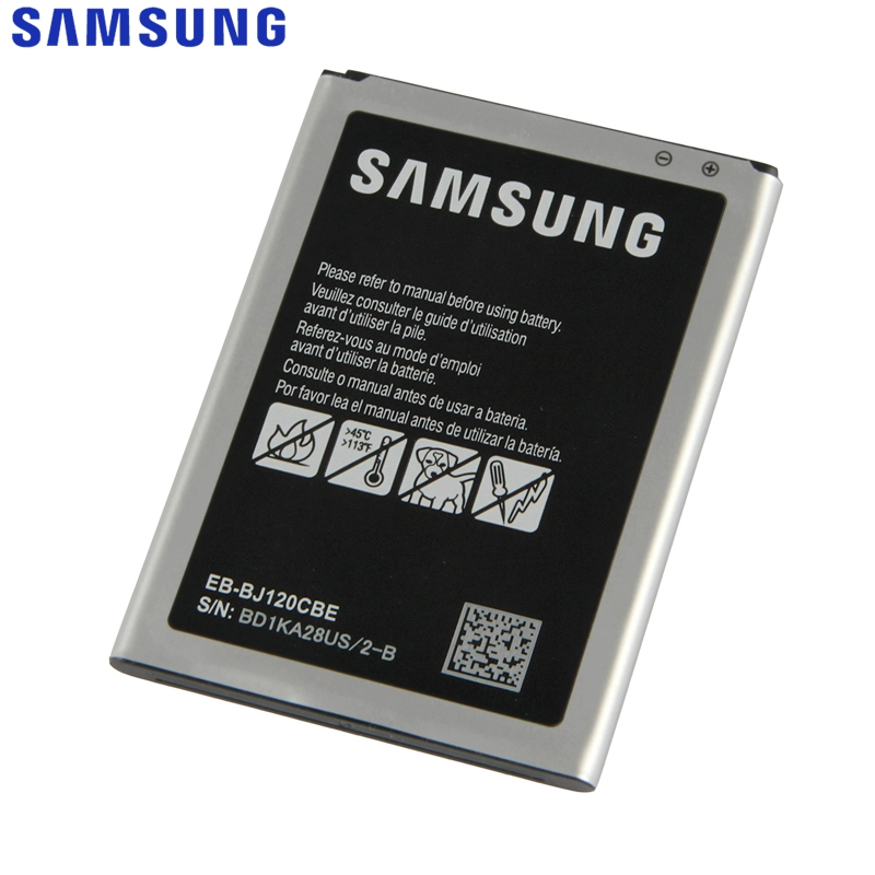 Original Batterie Für Samsung Galaxy Express 3 J1 2016 SM-J120A SM-J120F SM-J120F/DS J120 J120h J120ds EB-BJ120CBU EB-BJ120CBE
