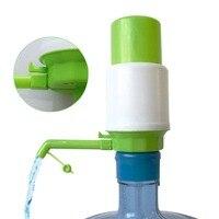 Bomba de pressão engarrafada da imprensa da mão da água potável 5-6 gal com o distribuidor para a chegada nova 2019 da água potável