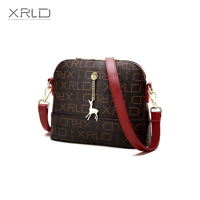 Spring Small Bag Woman 2018 New Pattern Korean Fashion Single Shoulder Ma'am All-match Cable Satchel Mini- Shell Package 4