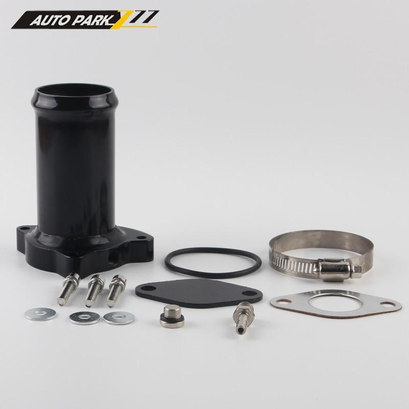 2 pulgadas vw válvula egr fabricantes válvula egr auto vw 1,9 TDI 75 80 90BHP egr eliminar kit negro color egr01