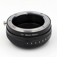 macro tilt lens adapter ring for Nikon AF AF S lens to nikon d3 d90 d600 d300 d750 d800 d3300 d5100 d7100 d7200 camera