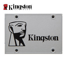 Kingston 120 GB SSD 240 GB 480 GB UV400 2,5 pulgadas SATA III interno de estado sólido discos para el ordenador portátil del cuaderno disco Duro PC HD HDD(China)