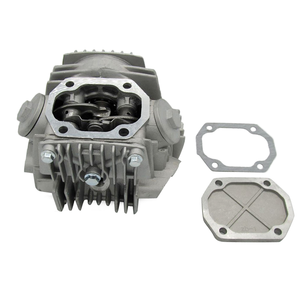 <font><b>Engine</b></font> Cylinder Barrel Head Kit For <font><b>Lifan</b></font> <font><b>110cc</b></font> ATV Pit Pro Dirt Bike image