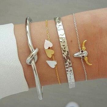Bracelet esprit bohème