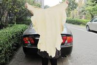 Chất lượng siêu cao xe làm khô tự nhiên sơn dương khoảng 90x50 cm da con hoăng làm sạch cham vải da chính hãng của Ôtô xe máy máy giặt
