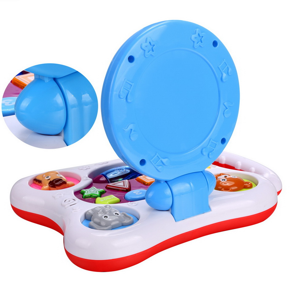 New Baby Boys Girls Musical Toy Early Education Baby Kids Floor ...