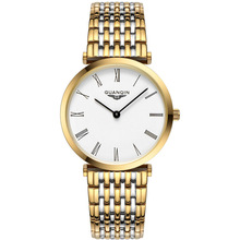 Original GUANQIN Hombres Reloj de Cuarzo de Moda Reloj de Los Hombres Reloj de Acero A Prueba de agua Reloj de Oro Hombres Reloj de Pulsera Relogio masculino
