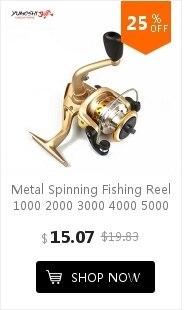 Roda de Fiar de pesca Pré-Carregamento Super