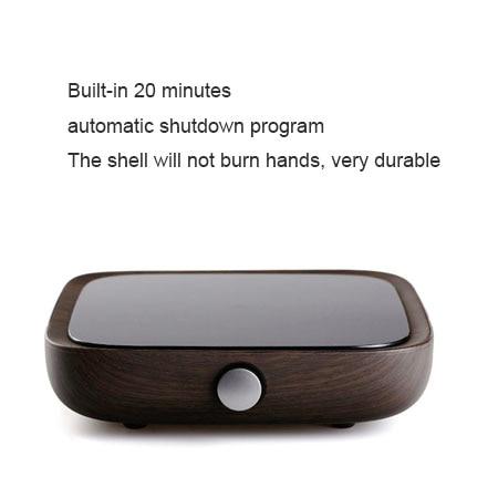 220 В Электронный чайник нагреватель чайная плита набор подогреватель электрические керамические нагреватели набор кофейная чашка кружка г... - 3