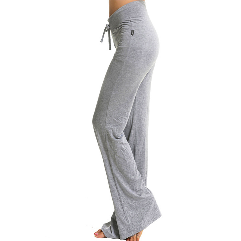 Model Plus Size Yoga Pants High Waist Sport Leggings Fitness Sportswear Women Gym Exercise Running Workout Wide Leg Pants alfani plus size new white golden waist pleated palazzo pants 18w $89 5 dbfl