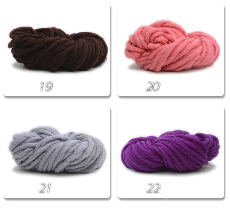 Other Crochet Super Thick Chunky Yarn 250g Per Lot 26