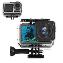 EACHSHOT _ _ _ _ _ _ _ _ _ _ _ _ _ _ _ _ _ _ _ _ M Metre Su Geçirmez Kılıf DJI Osmo için Eylem Kamera Aksesuarları Konut Case Dalış koruyucu muhafaza Kabuk