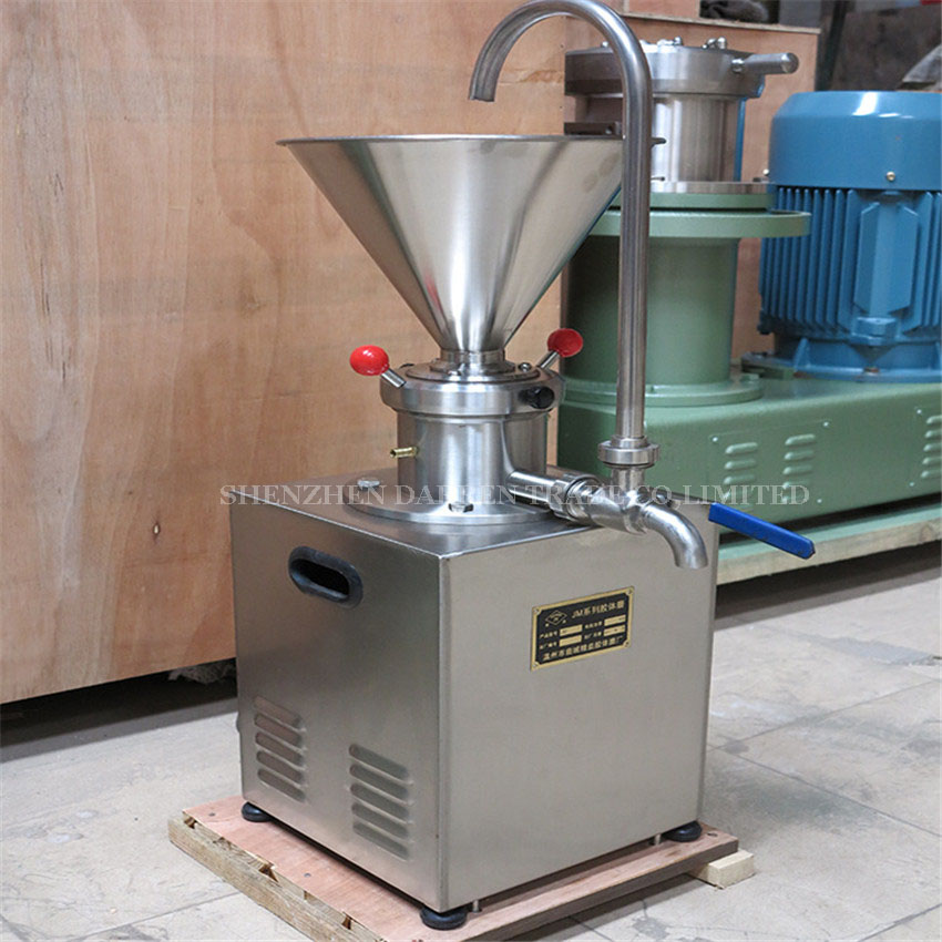 JMC-60 Peanut Butter stainless steel Commercial peanut butter make machine Nut Grinder Coffee sesame butter maker udmj 150 grain butter making machine cereal butter maker with motor