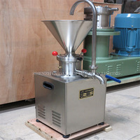 JMC 60 Peanut Butter stainless steel Commercial peanut butter make machine Nut Grinder Coffee sesame butter maker
