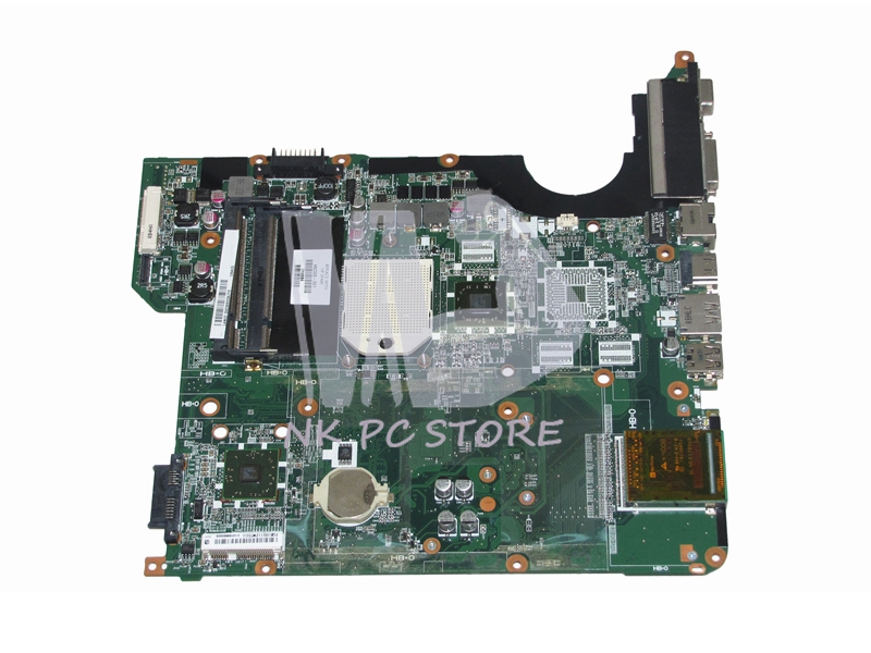 DA0QT8MB6G0 482325-001 Main Board For HP Pavilion DV5 DV5-1000 Laptop Motherboard DDR2 Socket s1 with Free CPU 446402 001 notebook pc main board for hp 6910 6910p laptop motherboard pm965 ddr2 with free cpu