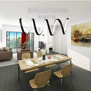 NEW LED Pendant Light Modern Contemporary Mini Style Living Room Bedroom Dining