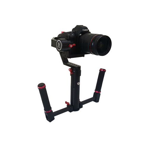 F17724/5 Steadymaker SMG EXT 3-Axle Handheld Gimbal Camera Mount Stabilizer Support Bluetooth APP for A7S GH4 BMPCC DSLR DV