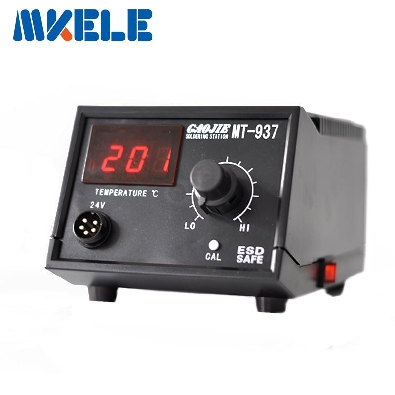 Best Sale 75W 220V Lead-free digital display Soldering Station MT-937 Electric Iron Welding Soldering Rework Repair Tool 936 power electric soldering station smd rework welding iron w stand 110v 220v g205m best quality