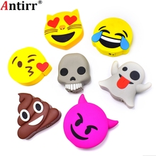Emjoy power bank Kiss Smile tears demon Unicorn Cartoon powerbank 2600mah External charger battery for android phone for iphone