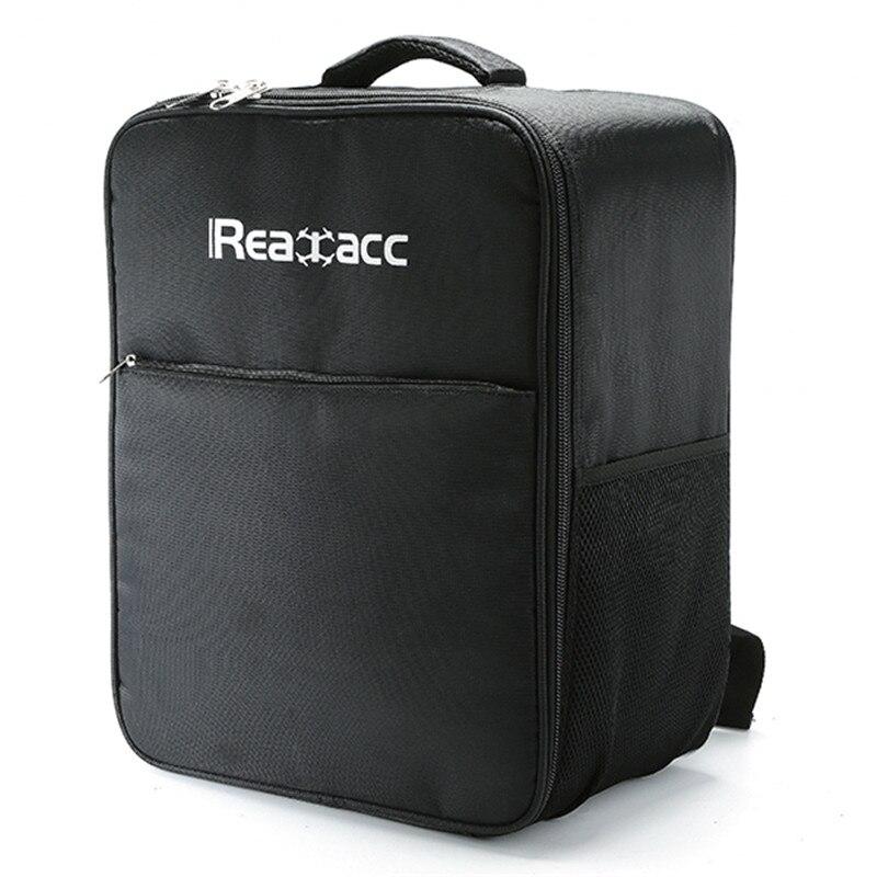 Realacc Водонепроницаемый рюкзак сумка Видео-дроны сумка для переноски для upair один RC Quadcopter для RC Аксессуары для видео-квадрокоптеров
