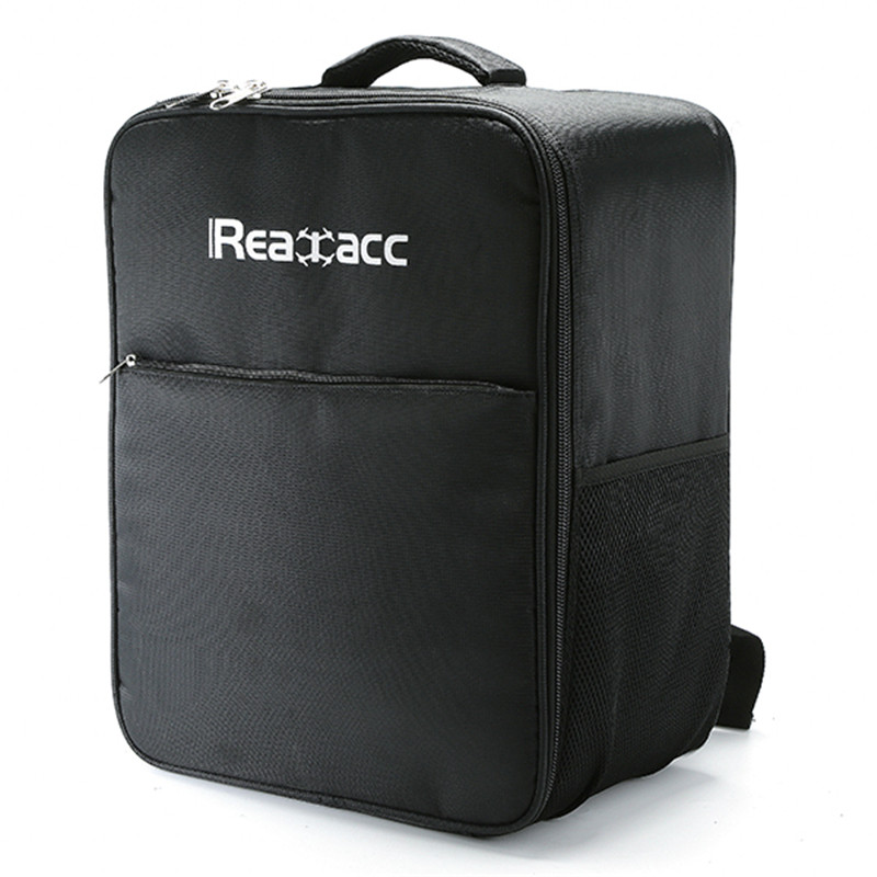 Realacc Waterproof Backpack Case Bag Camera Drones Bag Carry Case For Upair One RC Quadcopter For RC Camera Drone Accessories original upair battery for up air upair chase upair one rc quadcopter spare parts 11 1v 5400mah li po battery