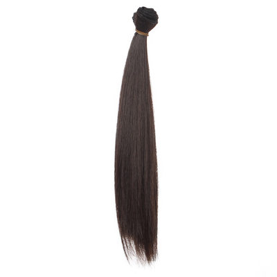 25 * 100 CM Bebek peruk / saç Düz saç 1/3 1/4 1/6 BJD / SD DIY - Bebekler ve Yumuşak Oyuncaklar - Fotoğraf 5