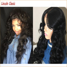 2016 New Best 7a Full Lace Body Wave Wig Human Hair Full Lace Peruvian Virgin Hair Wigs Body Wave Glueless Cap Natural Hairline